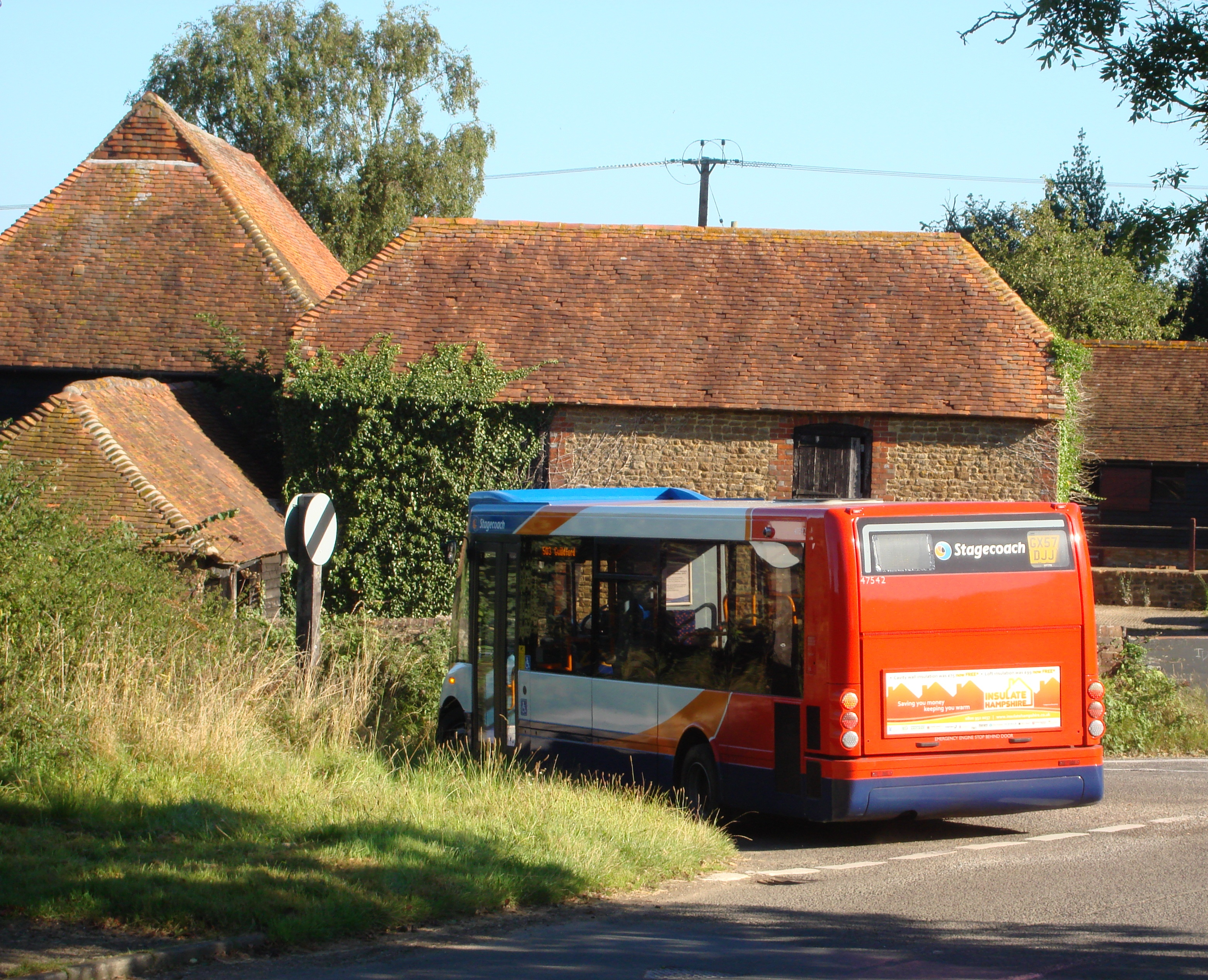 Village bus 5 503 Sept 2012 1 - Copy