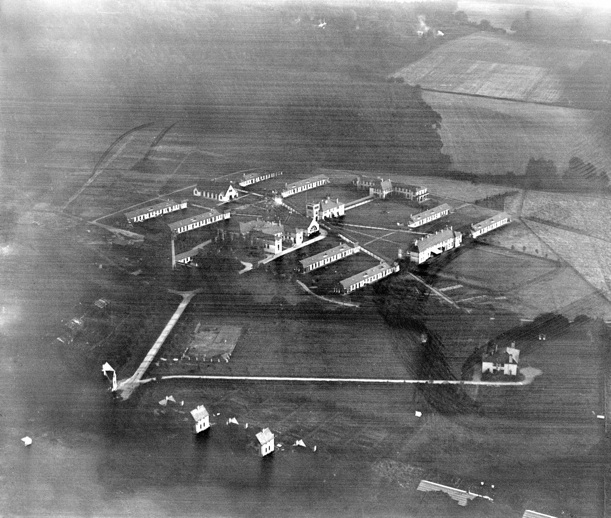 KGV 1928 Aerial dark