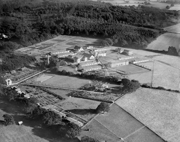 KGV Aerial 1928