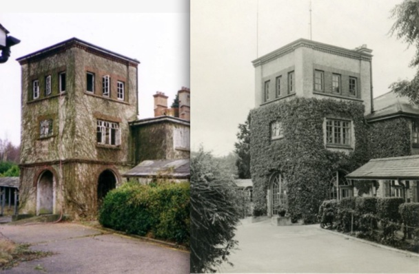 KGV Tower then now