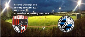 Knaphill Cup Final
