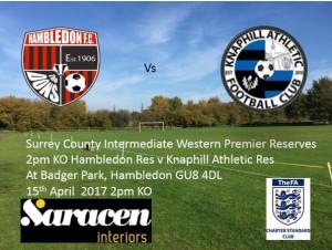 Knaphill Athletic League