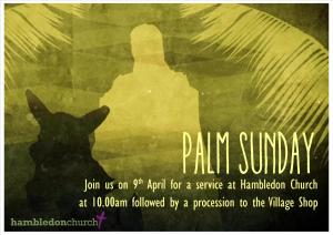 Palm Sunday Hambledon