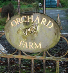 Orchard Farm name